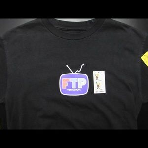 FTP Television T-Shirt w / Logo